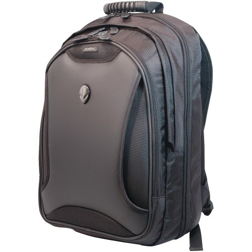 (Mobile Edge ME-AWBP2.0 Edge Alienware Orion Backpack (ScanFast) - Backpack - 17.3 inch Screen Support - 20 inch x 15.5 inch x 8 inch - Nylon - Black)