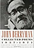 COLLECTED POEMS OF BERRYMAN