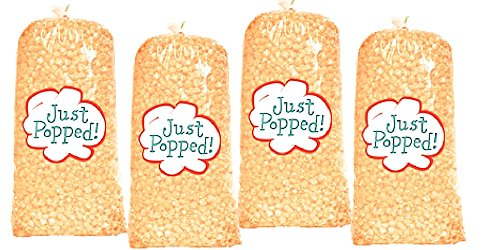 4-Pack Movie Theater Butter Popcorn (72 Cups Per Case)