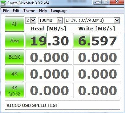 Ricco 16GB USB 2 0 High Speed Metal Swivel Flash Memory Pen Drive - Black
