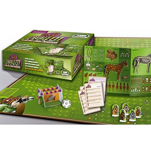 Cavaletti - Le jeu des clubs houses et des passionnés de chevaux et d'équitation