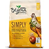 Purina Beyond Simply Natural, White Meat Chicken & Whole Oat Meal Recipe Dry Cat Food, 13Lb Bag