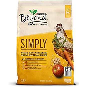 Purina Beyond Small Batch Natural Grain Free Dry Cat Food