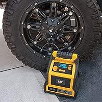 1000 Peak Amp Portable Car Jumpstarter CAT Professional Jump Starter /& Compressor Tyre Inflator