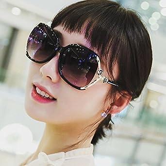 ce50d66cd3e new female anti UV Sunglasses fashion personality big sunglasses moonfaced  vain simple elegant hollow