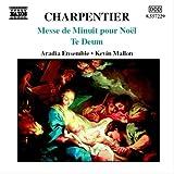 M.A. シャルパンティエ:真夜中のミサ曲/テ・デウム