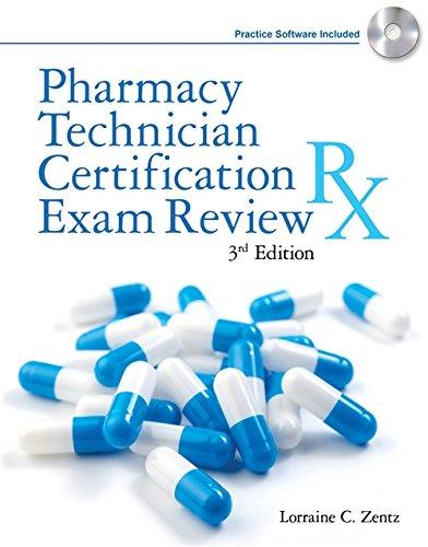 Pharmacy Technician Certification Exam Review (Delmar's Pharmacy Technician Certification Exam Review)