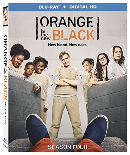 Blu-ray : Orange Is the New Black: Season Four (Widescreen, Digital Theater System, AC-3, 3 Pack, )