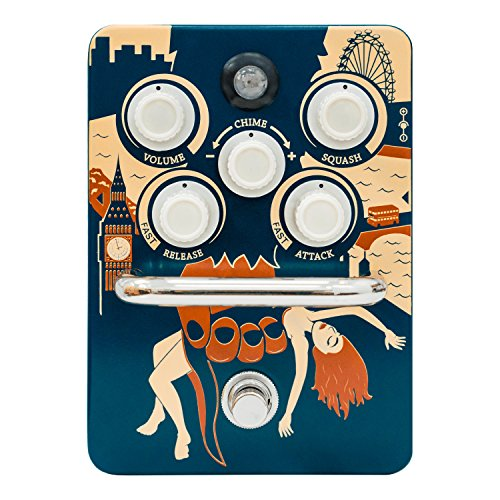 Orange Kongpressor Analogue Class A Compression Guitar Effects Pedal