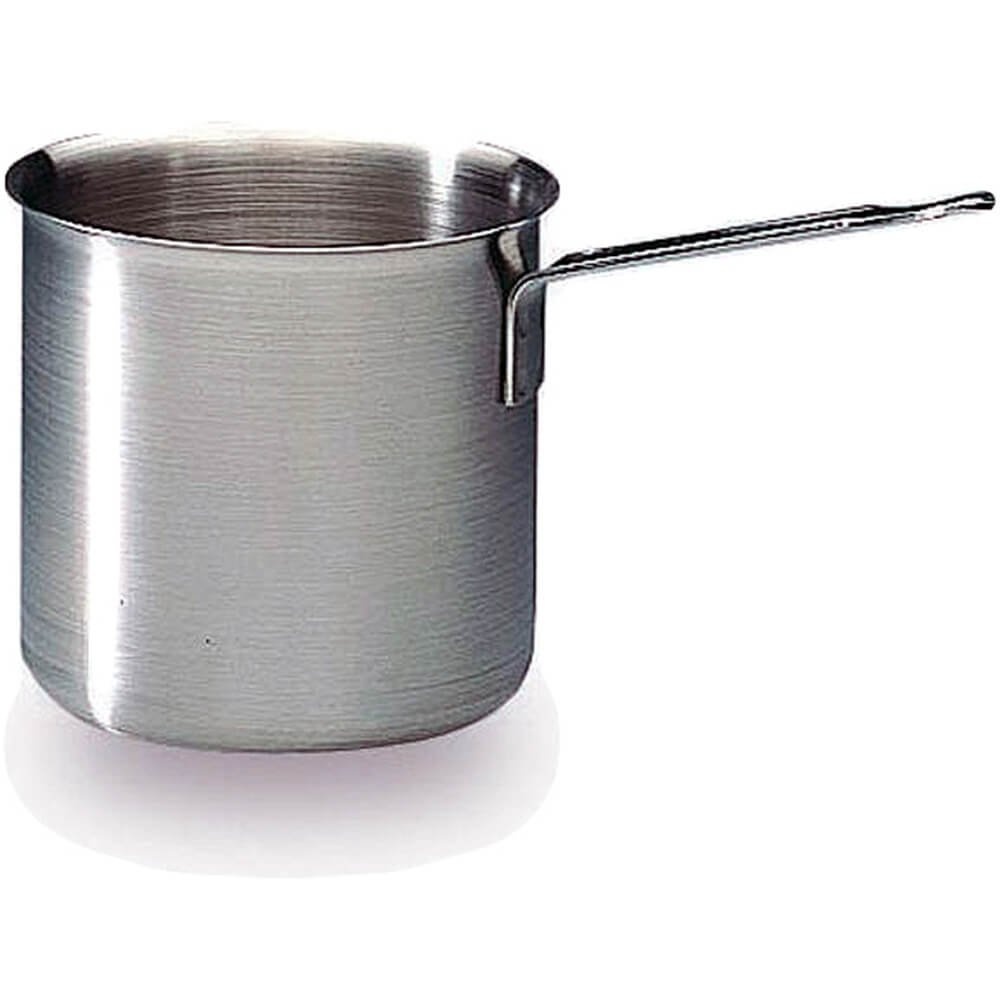 Matfer Bourgeat Double Boiler Pot Without Lid, 5 Qt. Stainless Steel 702218