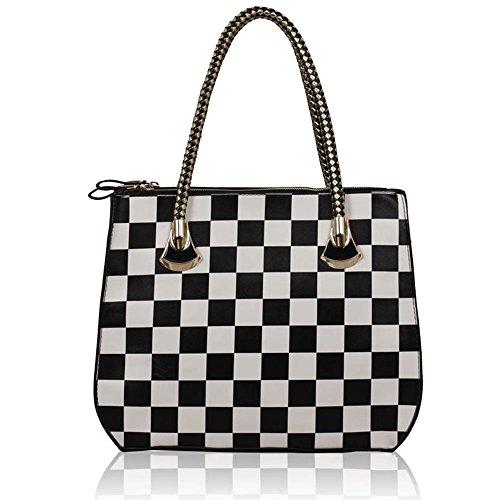 Fashion Shoulder Designer Leather Handbag