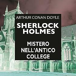 Mistero nell'antico College (Sherlock Holmes)