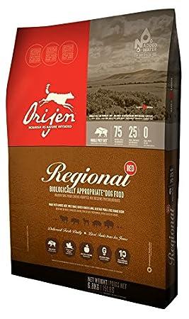 Orijen Dog regional Red 13 kg Pienso perro comida Alimento ...