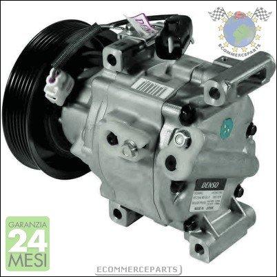 CCC Compresor Aire Acondicionado SIDAT Toyota Corolla Diesel 2: Amazon.es: Coche y moto