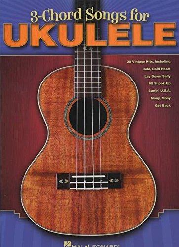 Download 3-Chord Songs for Ukulele PDF