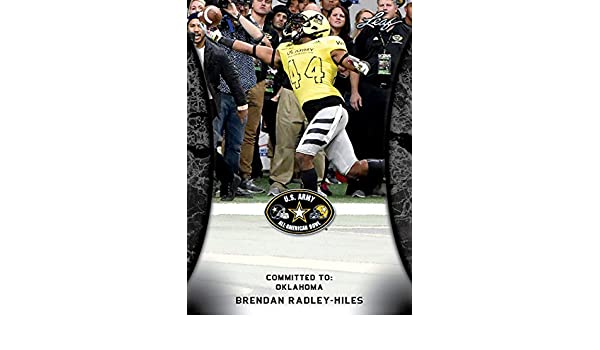 10 ct lot Brendan Radley Hiles 2018 Leaf US Army All American Rookie Cards  at Amazon s Sports Collectibles Store 00a54caf0