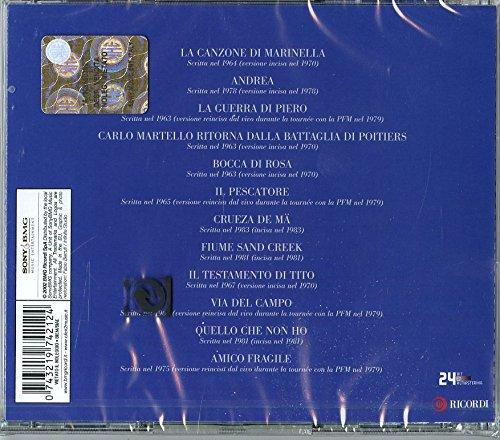 Fabrizio de Andre (Blu Version)