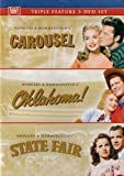 Rodgers & Hammerstein's Triple Feature: Carousel, Oklahoma! And State Fair