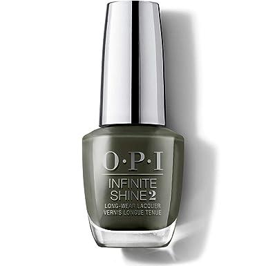 OPI Infinite Shine Infinite Shine - Things Seen In Aber-Green, 15 ...