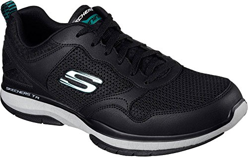 Skechers New Men's Burst TR Halpert Cross Trainer Black 10