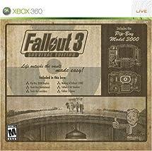Fallout 3  Amazon.com Exclusive Survival Edition -Xbox 360 706769fb0c93