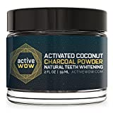 Image of Active Wow Teeth Whitening Charcoal Powder Natural