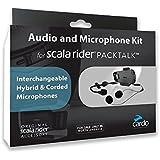 Cardo Scala Rider PackTalk Audio Kit Microfono & Altoparlanti kit SRAK0032