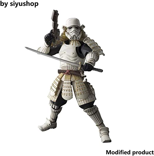 "Star Wars Movie Realization Japanese Samurai Action Figure 7/"" Kids Toy Doll"
