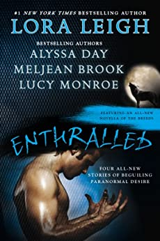 Enthralled (Breed) by [Leigh, Lora, Day, Alyssa, Brook, Meljean, Monroe, Lucy]