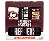 Hershey's S'Mores Holiday Mug Gift Set with Chocolate, Graham Crackers and Marshmallows, 5.55 oz