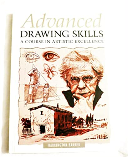 Book Advanced Drawing Skills - A Course in Artistic Excellence