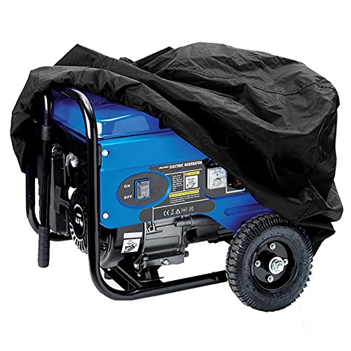 FH Group EC707BLACK-XL Generator Cover, Extra Large, Black by FH Group