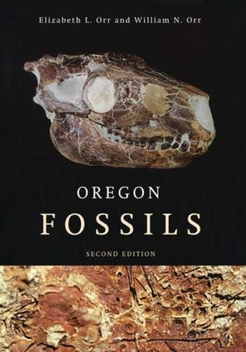 Oregon Fossils, Second Edition (Fossil Crab)