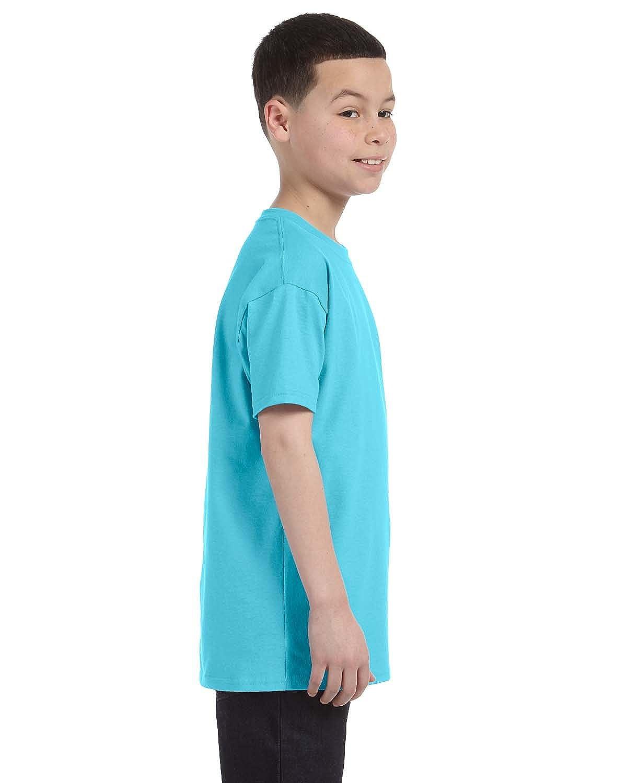 Gildan boys DryBlend? 5.6 oz., 50/50 T-Shirt (G800B)'