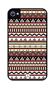 diy zhengiZERCASE Brown Aztec Pattern Rubber Rugged Premium Ipod Touch 5 5th /, Ipod Touch 5 5th /S case - Fits Ipod Touch 5 5th /T-Mobile, Verizon, AT&T, Sprint and International (Black)
