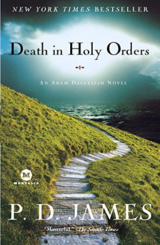 Death in Holy Orders (Adam Dalgliesh Mysteries Book 11)