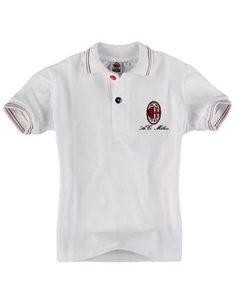 A.C. Milan - Camiseta deportiva - para hombre Bianco 4 años ...