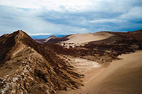 Nature Mountain Sand (Art Print)