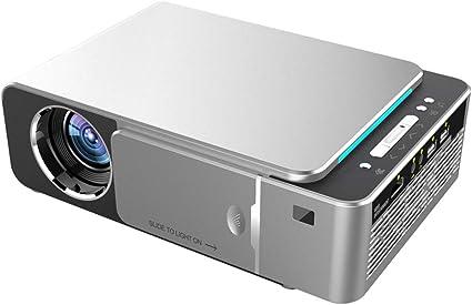 Aibecy T6 Proyector portátil de alta definición 1080P 1920 * 1080 ...