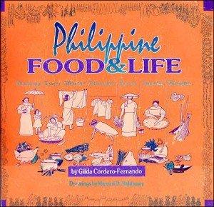 9712702324 - Gilda Cordero- Fernando: Philippine food & life - Book