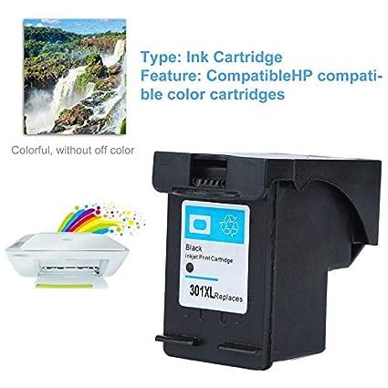Mimagogo - Cartucho de Tinta no OEM para HP 301 para HP 301 ...