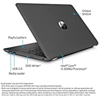 HP 15.6 HD Touchscreen Notebook, Intel Dual-Core i3-6006U 2.0GHz, 16GB DDR4, 128GB SSD, DVD-Writer, Card Reader, HDMI, RJ-45, HD Graphics 520, Wifi, Bluetooth, USB, Windows 10 Professional 64Bit