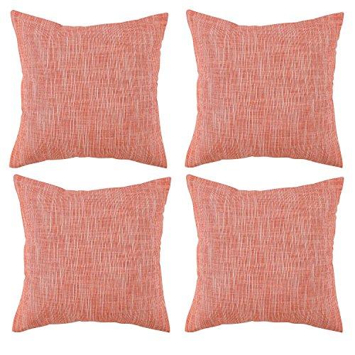 Deconovo Stripe Cushion Pillows Melange product image