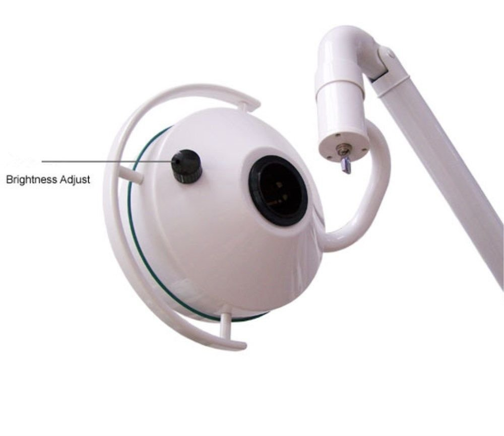 Aries Outlets 36W Wall Hanging LED Surgical Medical Dental Exam Light Shadowless Lamp Light USA Stock