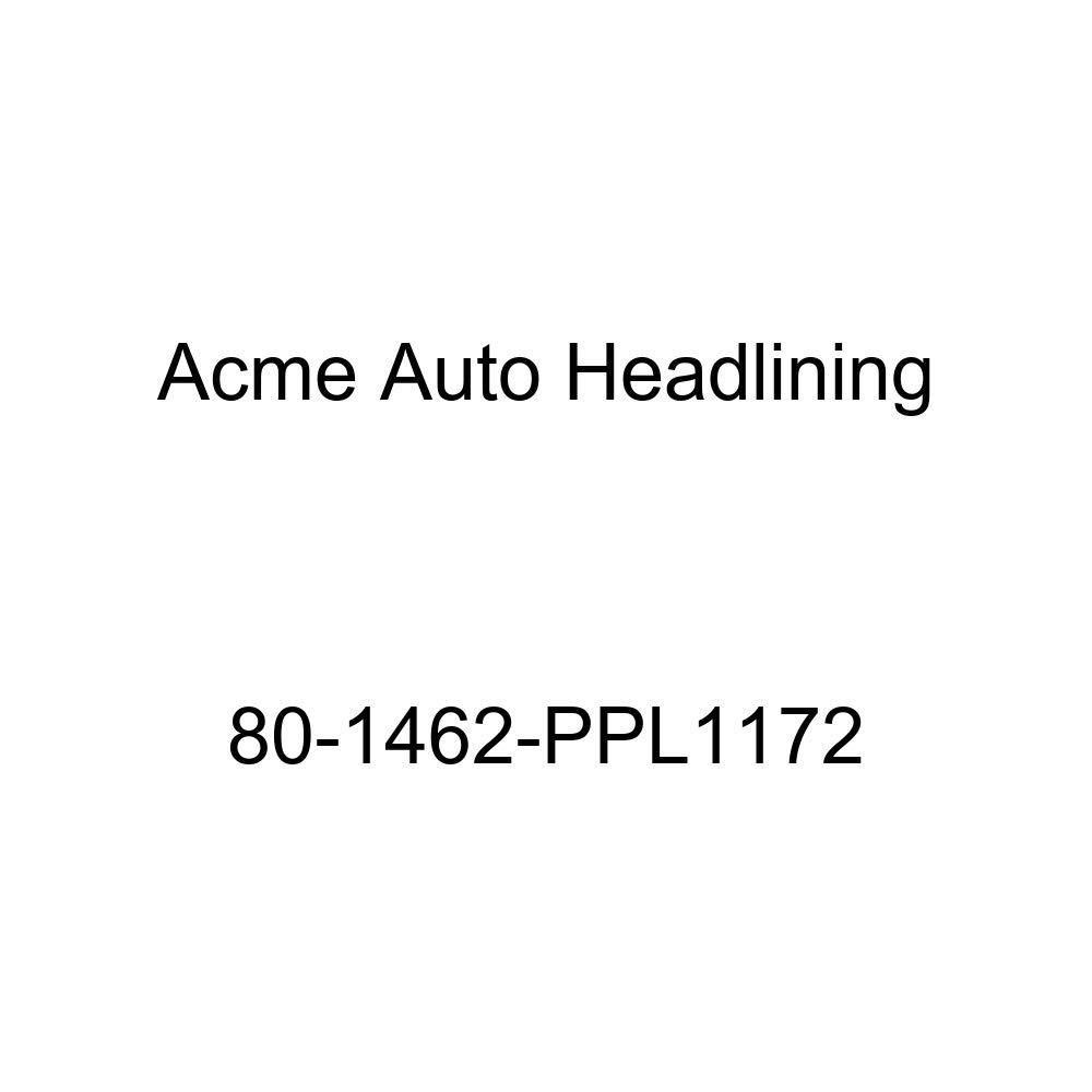 1980 Chevrolet Chevette 4 Door Hatchback 5 Bow Acme Auto Headlining 80-1462-PPL1172 Brown Replacement Headliner