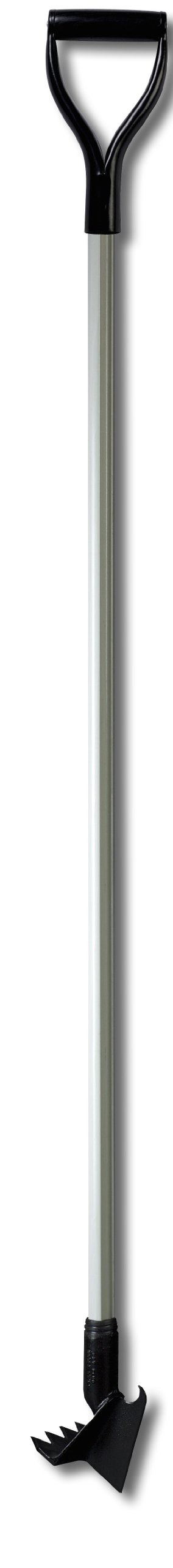 Nupla CWH-4SD Super Duty I-Beam Ceiling Hook Pole with D Grip, 4' Length