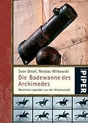 Die Badewanne des Archimedes