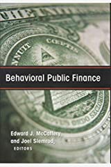Behavioral Public Finance Hardcover