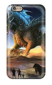 Best 8964829K16362209 Case For Iphone 6 With Nice Dragon Appearance