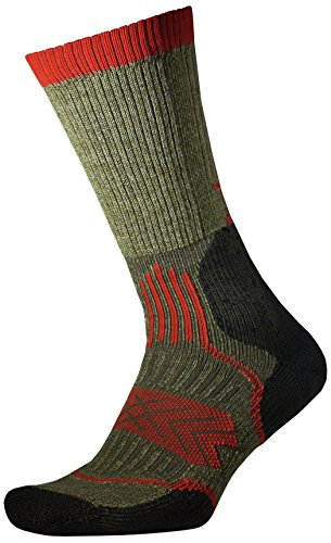 Thorlo SOCKSHOSIERY ユニセックスアダルト B072XSDFLF 11-Medium (Women's Shoe Size 6.5 10.0, Men's Shoe Size 5.5 8.5)|Olive Branch Olive Branch 11-Medium (Women's Shoe Size 6.5 10.0, Men's Shoe Size 5.5 8.5)